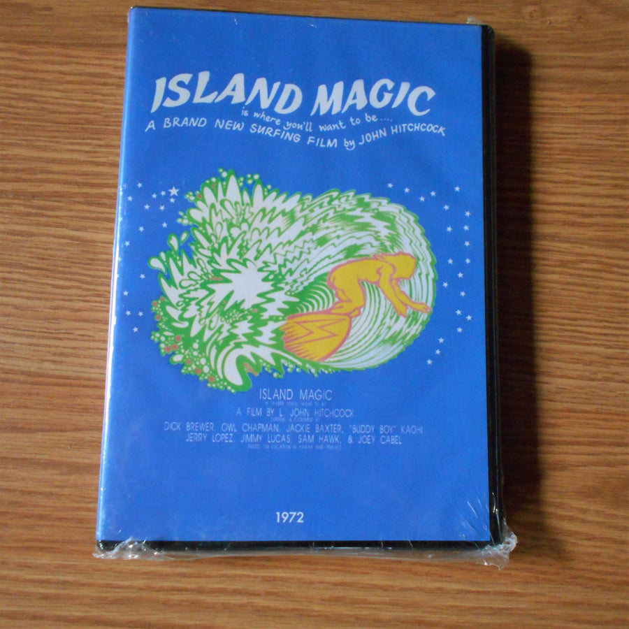 Island Magic Vintage Surf Film 1972
