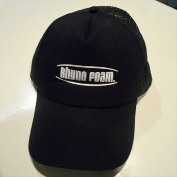 Rhyno Foam Vintage Ball-Cap All-Black