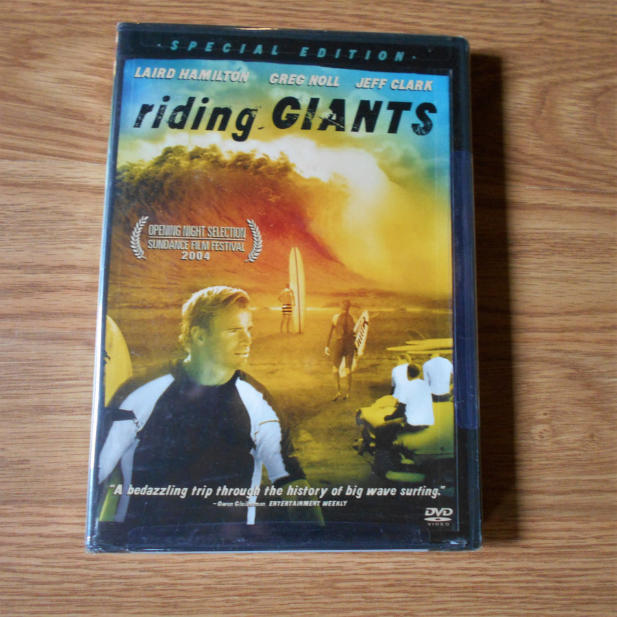 Riding Giants Surf Documentary DVD