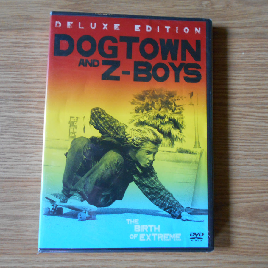 Dogtown & Z-Boys Skateboard Documentary