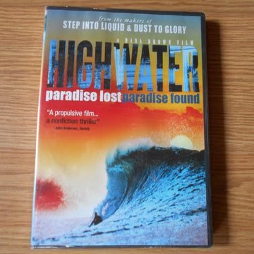 Highwater Surf Film by Dana Brown