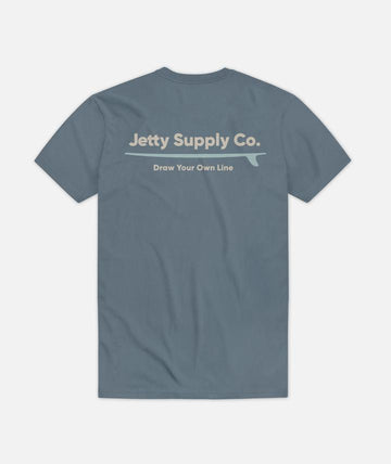 Jetty Surf Supply-Longboard Tee