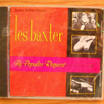 Les Baxter By Popular Request