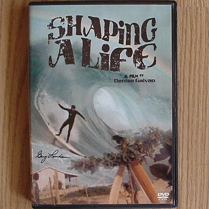 Shaping a Life DVD-Gary Linden