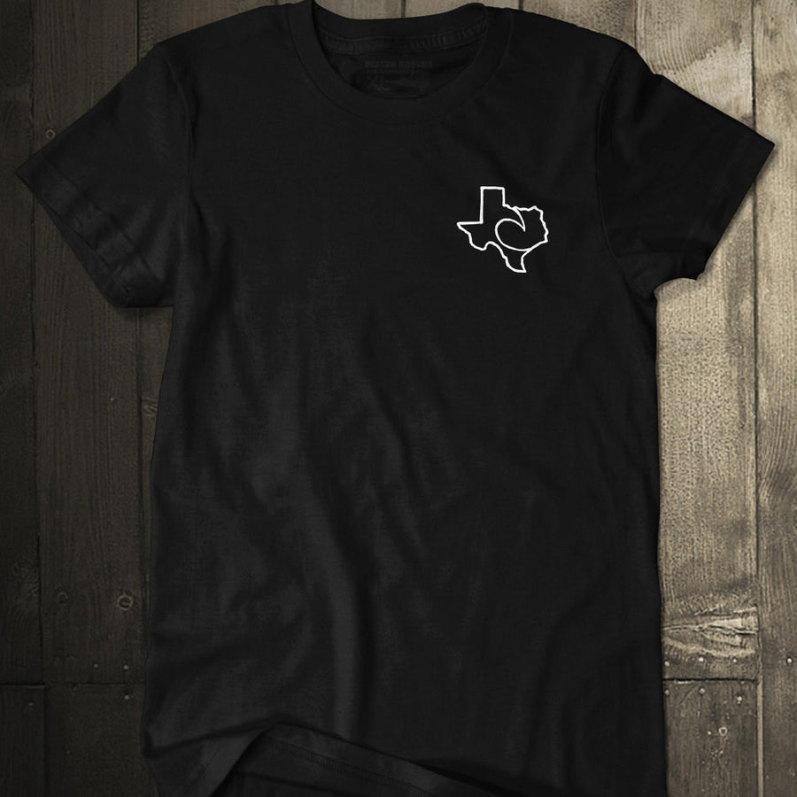 Aloha Y'all Texas Tee