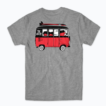 Ten Over Surf Bus Tee