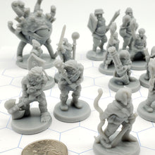 Load image into Gallery viewer, 29-Piece Tabletop Gaming Starter Miniatures Kit