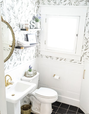 How To Renovate A Bathroom Under $500