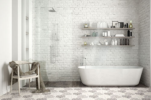 7 Ways To Add A Big Splash On A Small Bathroom Remodel