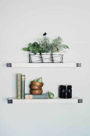 Design Tips for Your Floating Shelves