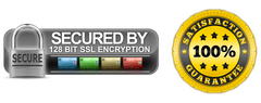 SSL Encryption, Satisfaction Guarantee