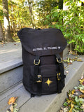 Custom Coordinates & Compass Voyager Backpack