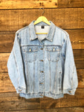 DESIGN DEPOSIT for 1 Custom Junior's Denim Jacket