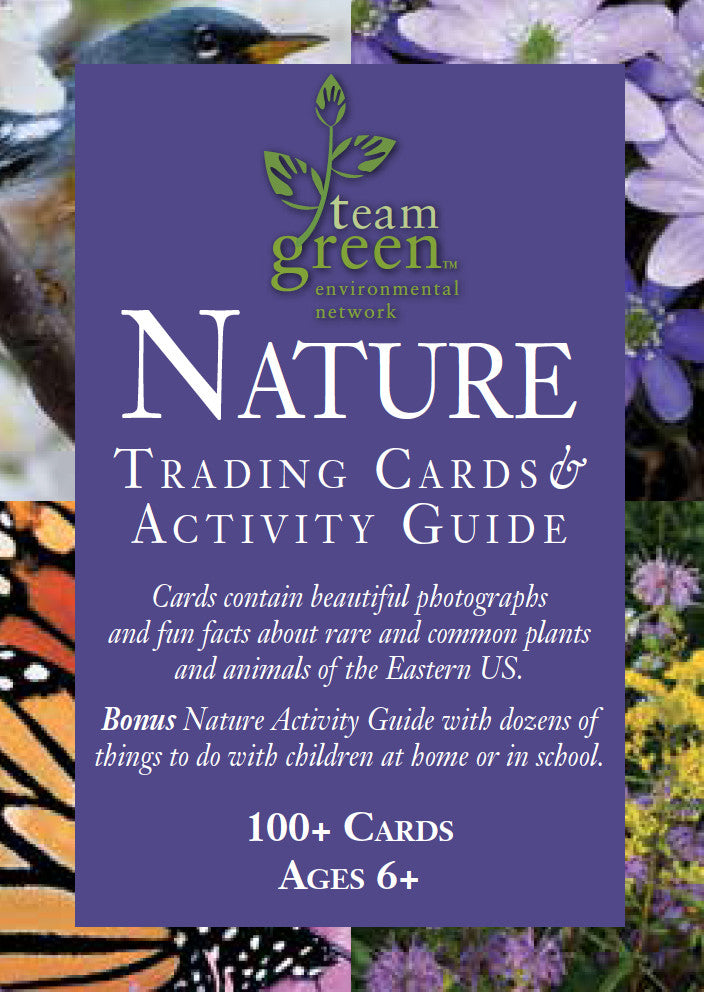 Nature Trading Cards