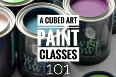 FREE Online Virtual Painting Class! - A Cubed Art