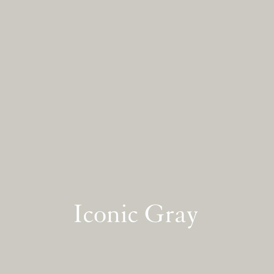 One Hour Ceramic - Iconic Gray - A Cubed Art