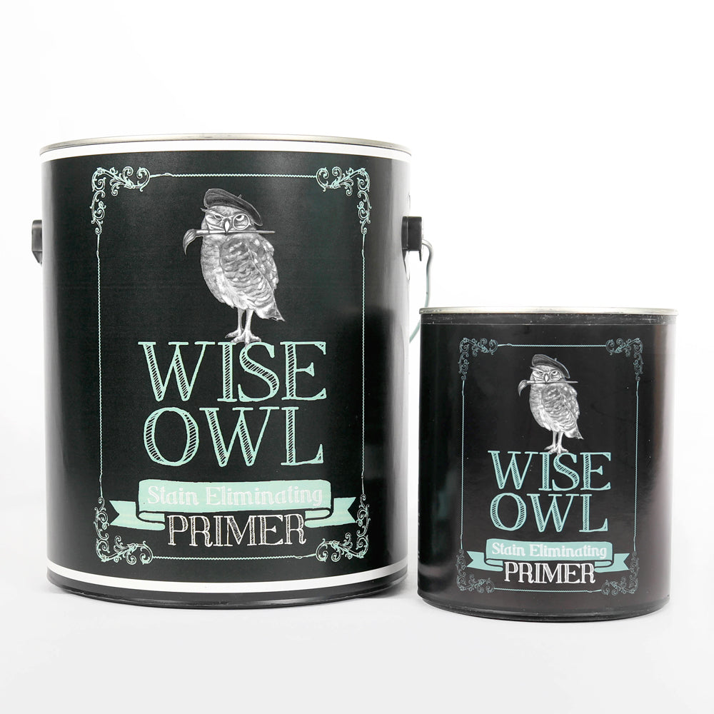Wise Owl Stain Eliminating Primer - Gray - A Cubed Art
