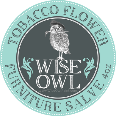 Wise Owl Furniture Salve - Tobacco Flower - A Cubed Art