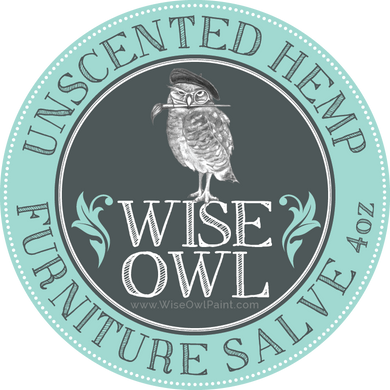 Wise Owl Furniture Salve - Unscented Hemp - A Cubed Art
