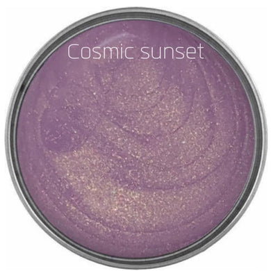Wise Owl Glaze - Cosmic Sunset - A Cubed Art