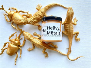 Wise Owl Heavy Metals - Gold Dust