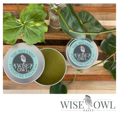 Wise Owl Furniture Salve - The Botanist - A Cubed Art