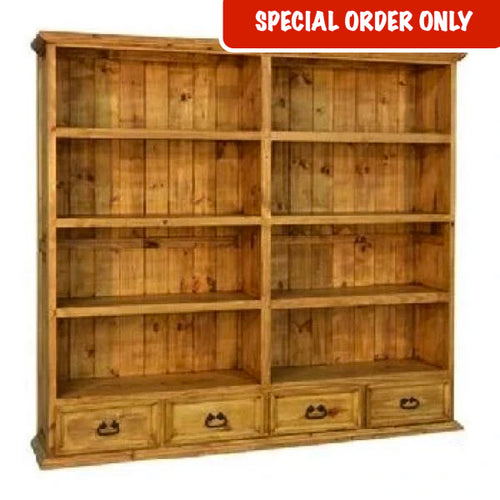 4 Drawer Bookcase