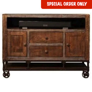 "52"" Urban Gold TV Stand"