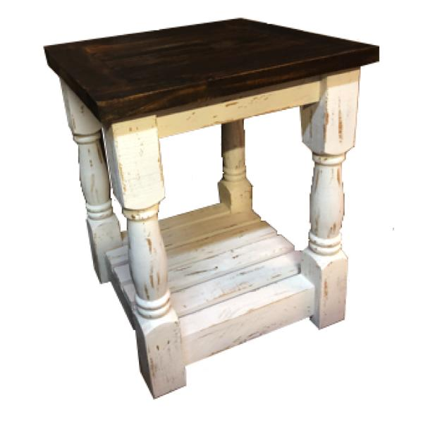 Prairie End Table