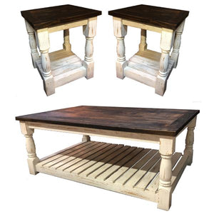 Prairie Coffee Table Set