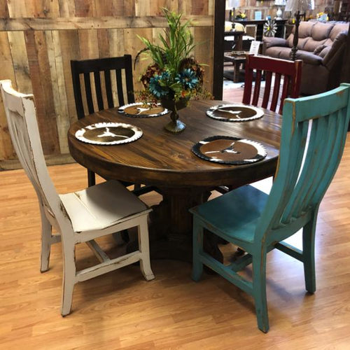 Canyon Round Table Set