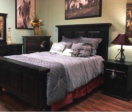 Vera Cruz Bedroom Set