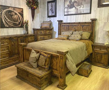 Load image into Gallery viewer, Ponderosa Bedroom Set