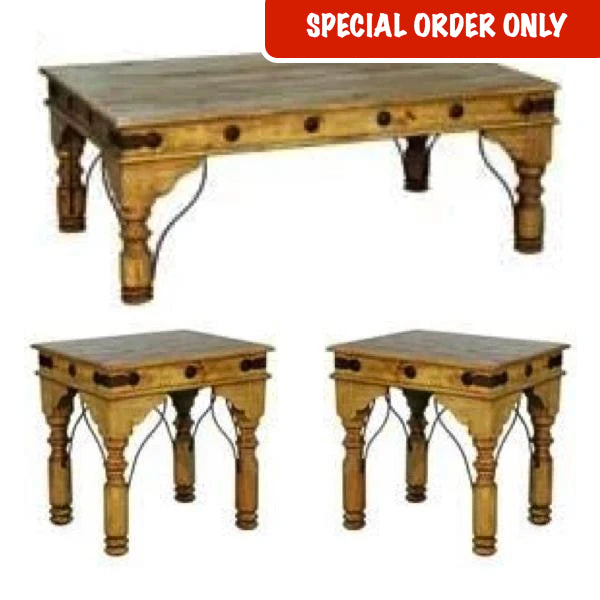 Indian Coffee Table Set