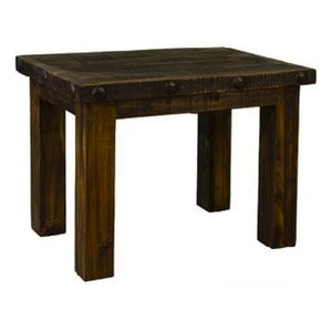 Ponderosa End Table