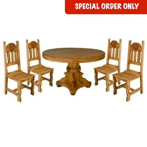 Round Star Table Set