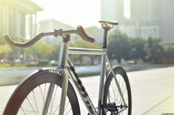 2015 Pure Fix Keirin Custom Fixed Gear Track Bike build by Mr. Bikes