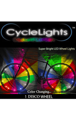 CycleLight LED Wheel light 4.0