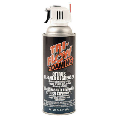 TRI-FLOW FOAMING DEGREASER