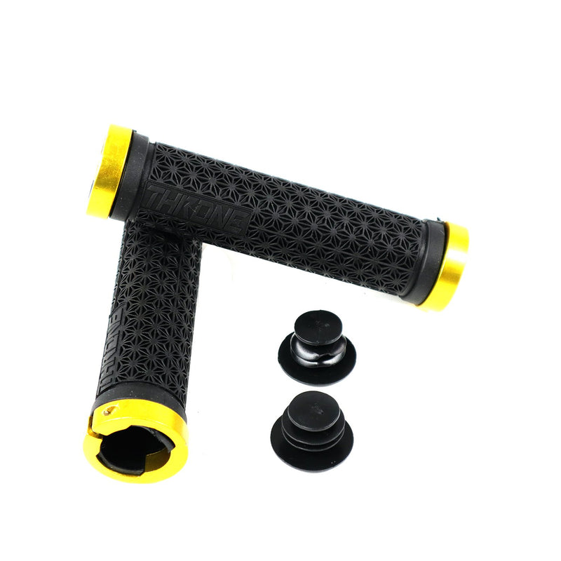 Throne lock on grips