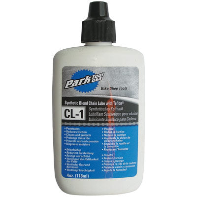 PARK TOOL SYNTHETIC BLEND CHAIN LUBE WITH PTFE
