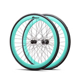 6KU 700c 45mm Fixie Wheelset