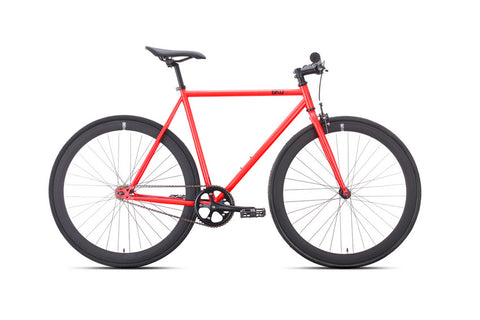 6KU Cayenne Single-Speed Fixed Gear Bike