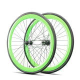 6ku 700c 50mm Fixie Wheelset