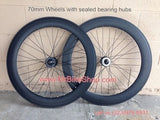 70mm Wheels Black/ out of stock