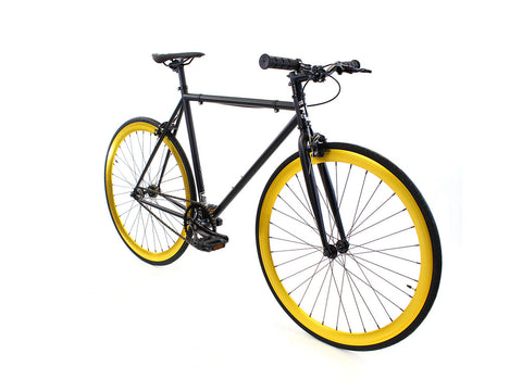 Golden Cycles Saint Fixie Bike