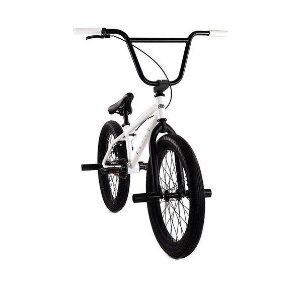 Elite BMX Stealth Bike White