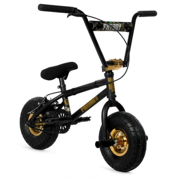 FatBoy Mini BMX PRO BLACK HAWK