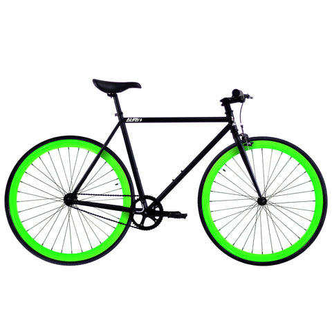 ALFA Fixed Gear Bike Omega 2.0 Green