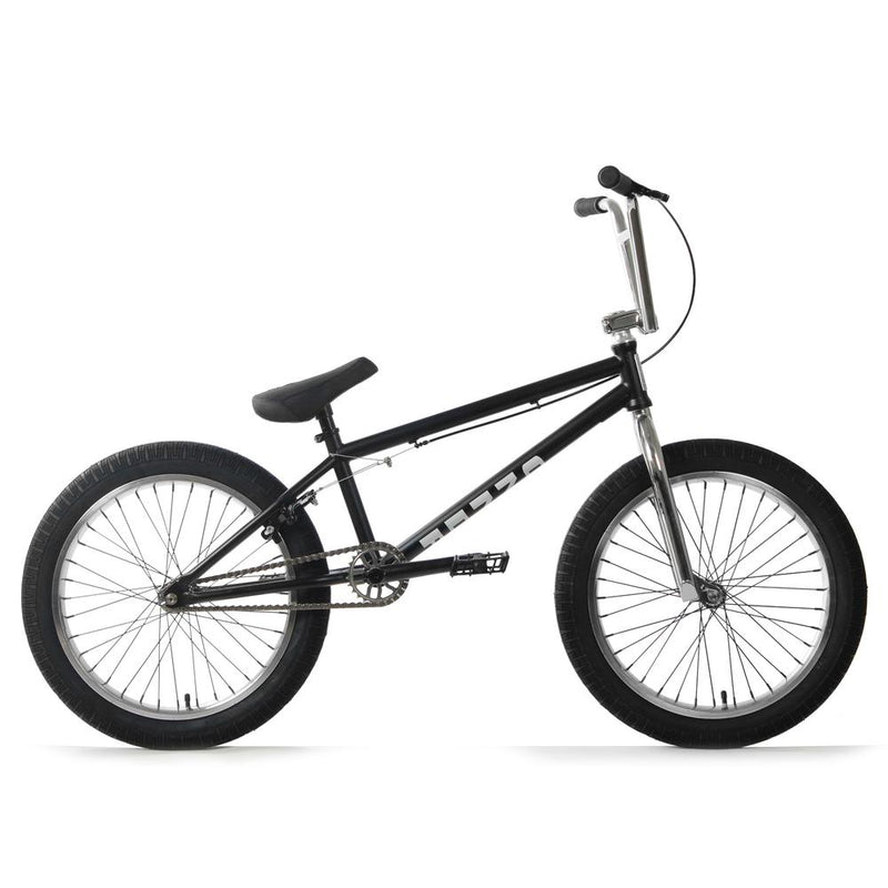 Elite CMNDR Bmx Bike Black/Chrome